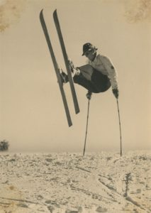 Skiing in Australia, late 1930s